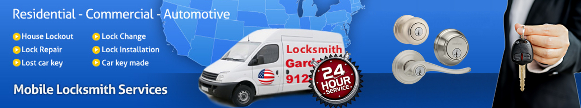 Locksmith garden city